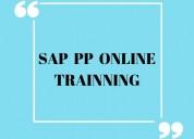 Sap pp online trainning