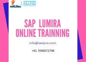 Sap lumira online trainning