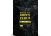 Buy peach green tea from shop at paraffine