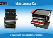 Maintenance tool cart - uratech usa inc
