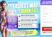 Ultra fast keto boost
