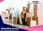 Unloading services annapolis md