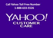Yahoo toll free number 18886335526 password prob