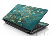 """Lss laptop 17-17.3"""" skin cover almond trees"""