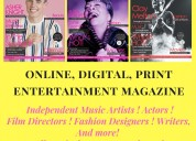 Indie music artists wanted