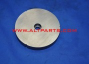 Shear plates & back up plates