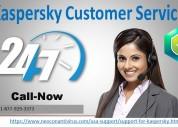 Kaspersky customer service