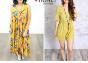 Shop cute rompers online from southern honey