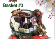 Christmas baskets corporate gifts