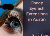 Cheap eyelash extensions in austin