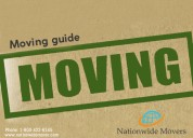 moving and storage - nationwide movers