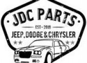 Jdc parts | jeep parts