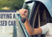 Things before buying used car | affordable used ca