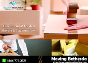 Moving companies bethesda