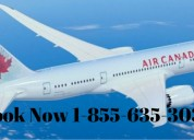 Air canada airlines reservations | get 30% off now