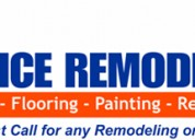 Floor refinishing services in sandy springs