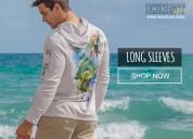 Mens long sleeve t-shirt - exist inc