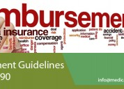 Reimbursement guidelines for modifier 90