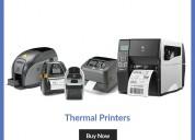 Thermal printers | barcode label printers