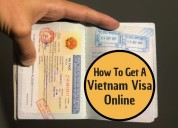 Apply for vietnam evisa