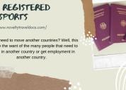buy registered passports