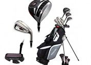 14 piece men's all graphite senior complete golf