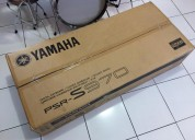 Yamaha psr - s970 workstation 76key