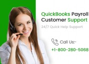 Quickbooks online payroll support +1-800-280-5068