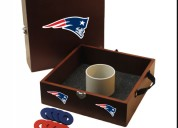 Nfl new england patriots yard toss washer toss nfl