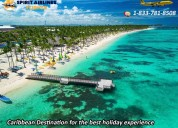 Caribbean destination for the best holiday experie