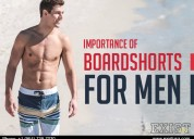 Gentle boardshorts for men - exist inc