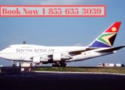 South african airways booking  | get 30% off now