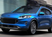 Get the 2020 ford escape first drive full report