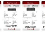 Email marketing services via powermta