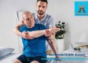 Back pain treatment in delhi- healing hands