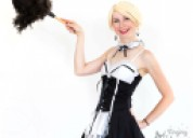 French maid | singing telegram services near me
