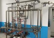 Distillation equipment & machine
