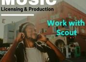 Music licensing sync