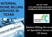 Experts in internal medicine billing services for