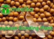 50 ton soybean grinding plant