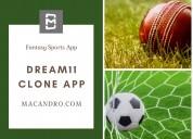 Dream11 clone script | dream11 clone app- macandro