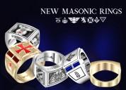 Us jewels - masonic rings