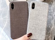Fabric case cover for iphone xr online india