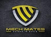 Mechmates protective gloves