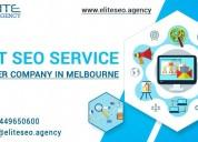 Seo service in melbourne