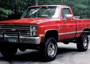 Chevrolet k-5 blazer 1973