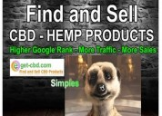 New eget cbd suppliers directory listings