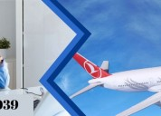 Turkish airlines phone number +1-855-635-3039