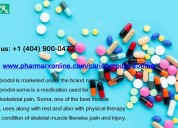 Buy carisoprodol online – soma uses & side effects