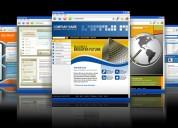 Website design + seo low cost,